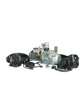 無油式便攜環境空氣泵組