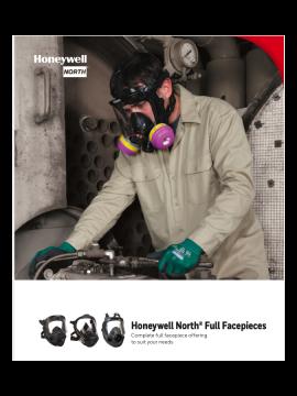 全罩式防毒面具